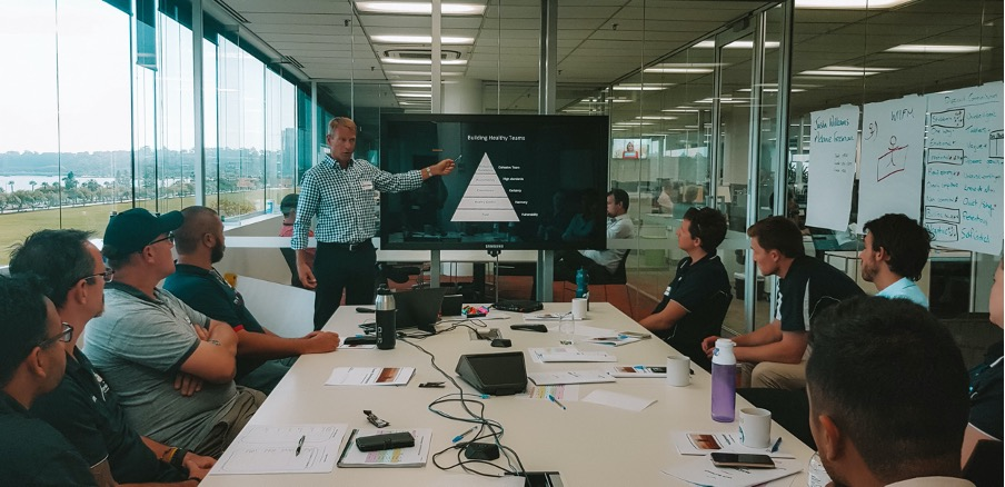 How performance science can help with team morale
